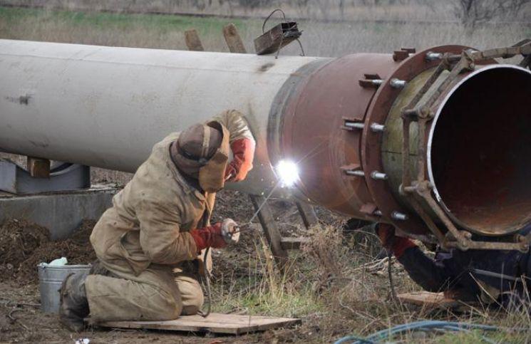 Аварийный ремонт водопровода